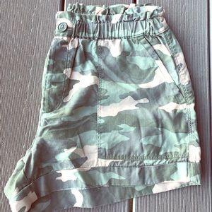 Aerie Camo Shorts